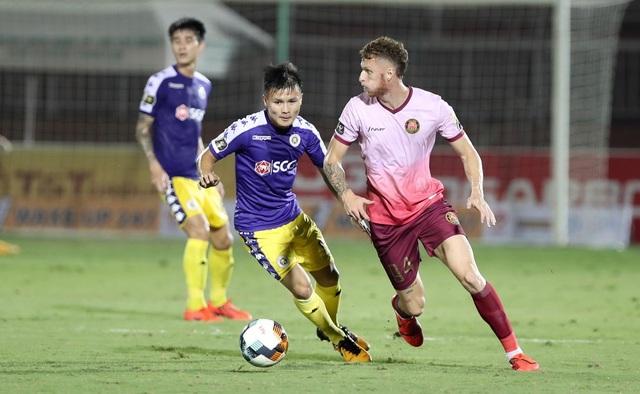 """Vòng 18 V-League: """"Chung kết"""" mùa giải giữa TPHCM và CLB Hà Nội - 2"""