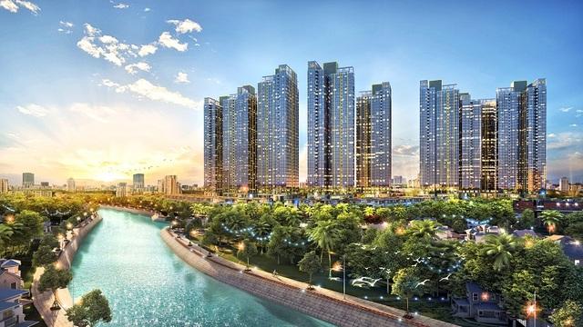 """Sunshine City Sài Gòn nối dài """"đại lộ quốc tế"""" tại khu vực Nam Sài Gòn - 2"""