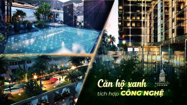 """Sunshine City Sài Gòn nối dài """"đại lộ quốc tế"""" tại khu vực Nam Sài Gòn - 3"""