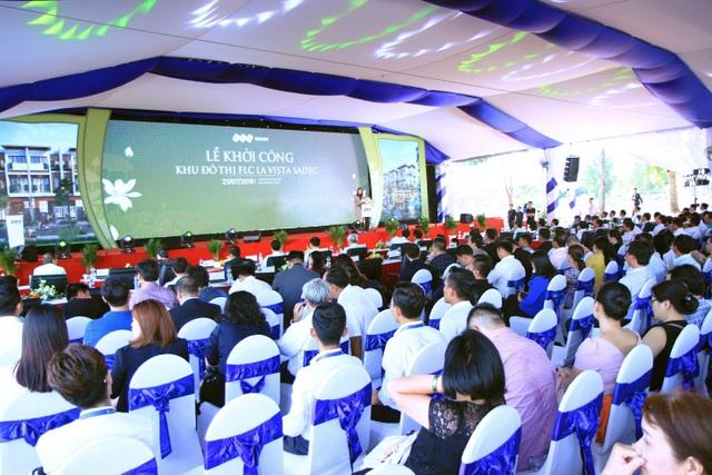 Tập đoàn FLC khởi công khu đô thị hiện đại hàng đầu tại Đồng Tháp - 3