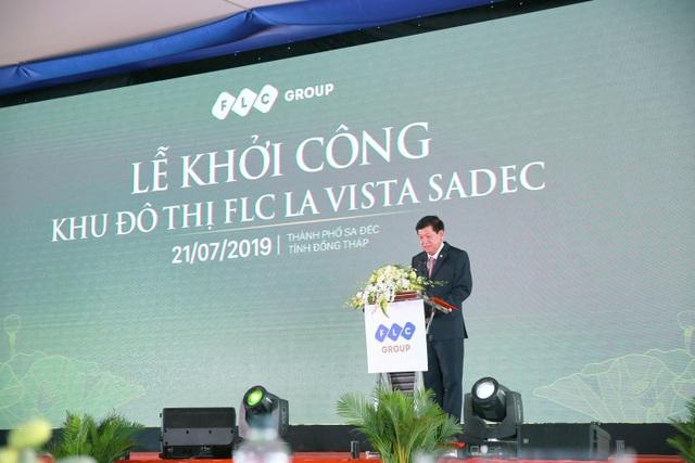 Tập đoàn FLC khởi công khu đô thị hiện đại hàng đầu tại Đồng Tháp - 4