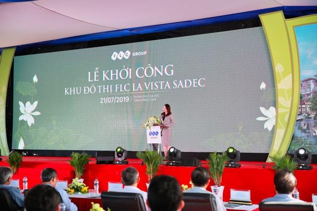 Tập đoàn FLC khởi công khu đô thị hiện đại hàng đầu tại Đồng Tháp - 5