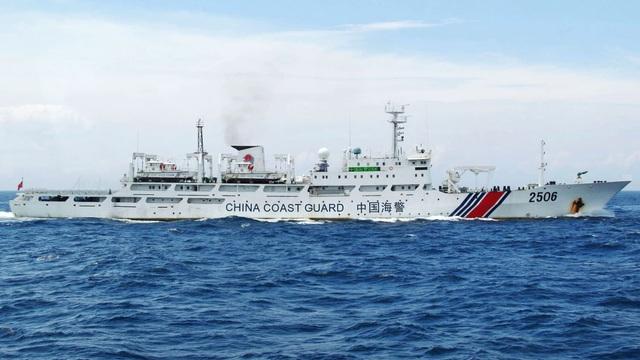 Mỹ lên án hành động khiêu khích của Trung Quốc tại Biển Đông - 1