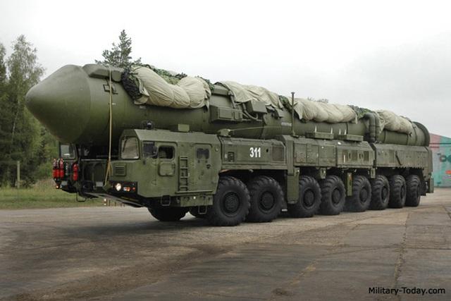 Điểm danh những tên lửa mạnh nhất thế giới - 10