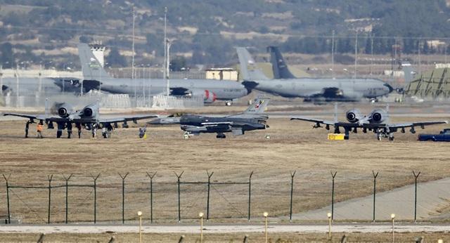 Thổ Nhĩ Kỳ dọa dùng căn cứ quân sự chiến lược để đáp trả lệnh trừng phạt của Mỹ - 1