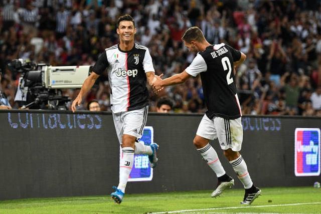 C.Ronaldo lập công, Juventus vẫn thất bại trước Tottenham - 1