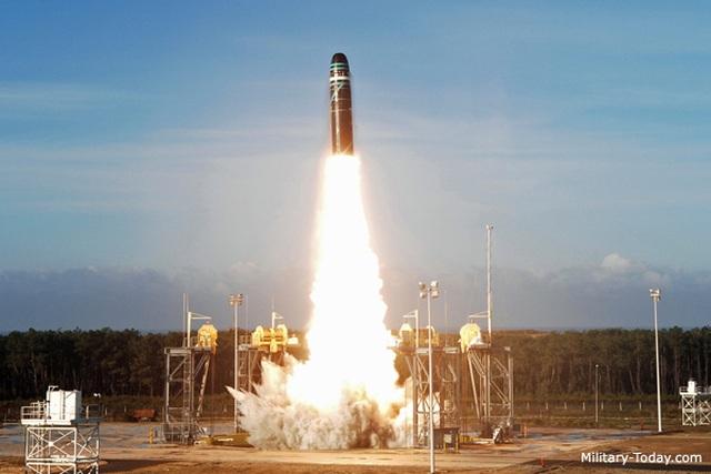 Điểm danh những tên lửa mạnh nhất thế giới - 5