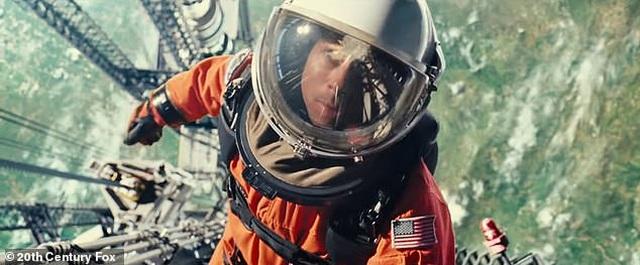 Brad Pitt vào vai phi hành gia thực hiện sứ mệnh đi tìm cha ngoài vũ trụ - 1