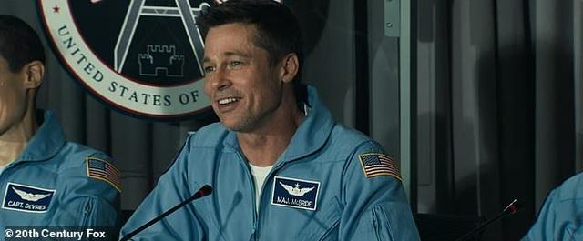 Brad Pitt vào vai phi hành gia thực hiện sứ mệnh đi tìm cha ngoài vũ trụ - 2