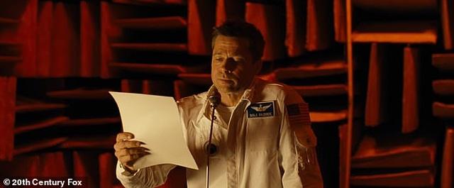 Brad Pitt vào vai phi hành gia thực hiện sứ mệnh đi tìm cha ngoài vũ trụ - 3