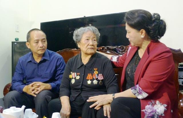 Bộ trưởng Đào Ngọc Dung: Không yên lòng khi nhiều liệt sĩ chưa tìm được hài cốt... - 5