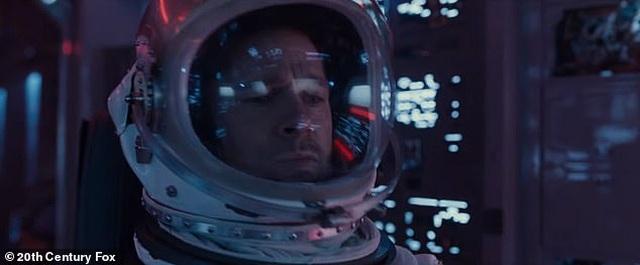Brad Pitt vào vai phi hành gia thực hiện sứ mệnh đi tìm cha ngoài vũ trụ - 6