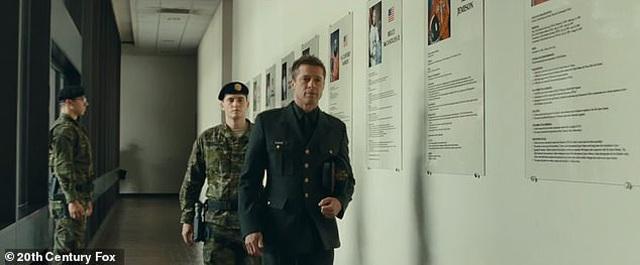 Brad Pitt vào vai phi hành gia thực hiện sứ mệnh đi tìm cha ngoài vũ trụ - 7