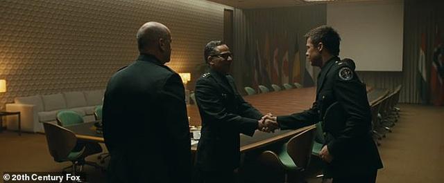 Brad Pitt vào vai phi hành gia thực hiện sứ mệnh đi tìm cha ngoài vũ trụ - 8
