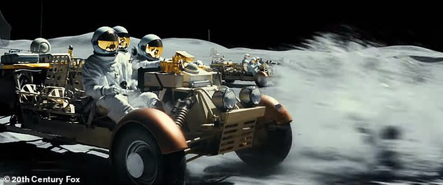 Brad Pitt vào vai phi hành gia thực hiện sứ mệnh đi tìm cha ngoài vũ trụ - 9