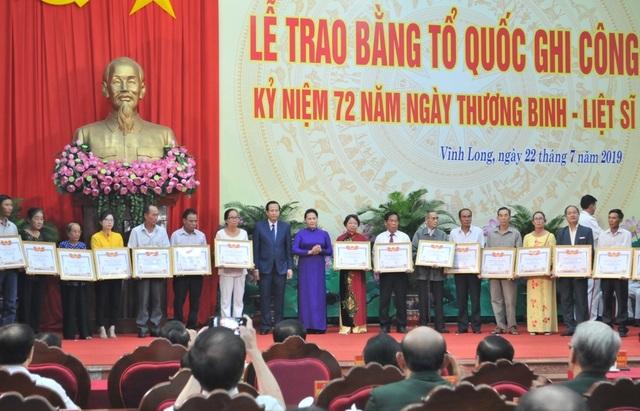 Bộ trưởng Đào Ngọc Dung: Không yên lòng khi nhiều liệt sĩ chưa tìm được hài cốt... - 1