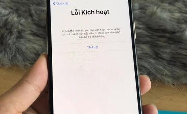 Apple tung chiêu, dân chơi iPhone khoá mạng đau đầu  - 1