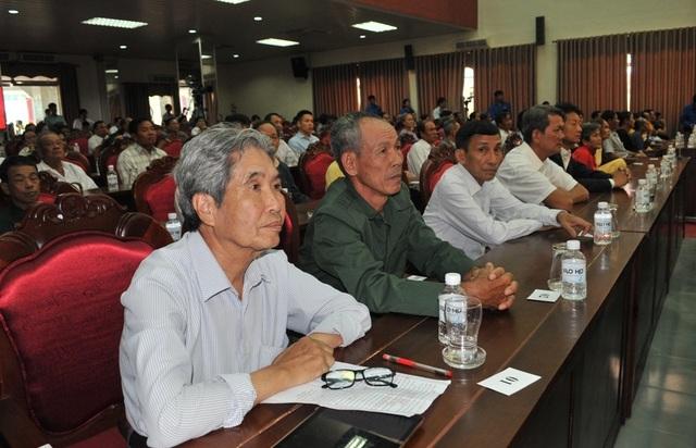 Bộ trưởng Đào Ngọc Dung: Không yên lòng khi nhiều liệt sĩ chưa tìm được hài cốt... - 6