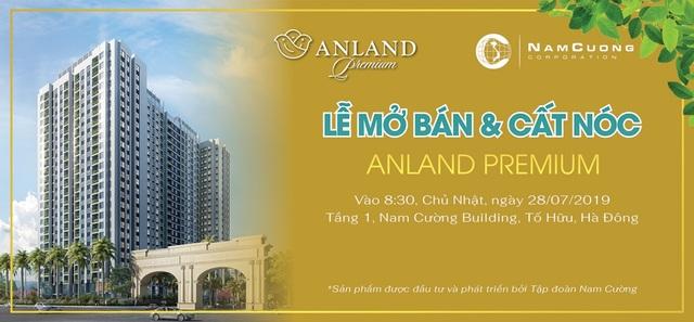 Tập đoàn Nam Cường tổ chức Lễ mở bán  cất nóc dự án Anland Premium - 2