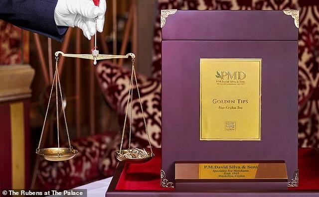 Có gì ở tách trà đắt nhất vương quốc Anh, trị giá 14,6 triệu đồng - 3