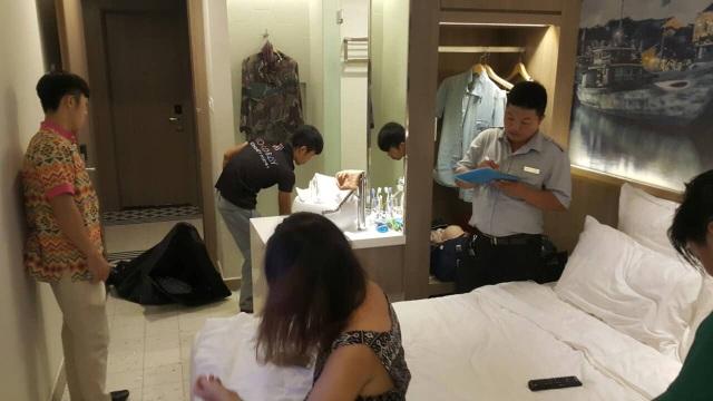 Sự cố hi hữu xẩy ra khi đi nghỉ ở khách sạn Cocobay - 2