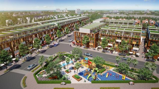 Đầu tư đất Long Thành: Của để dành - 1
