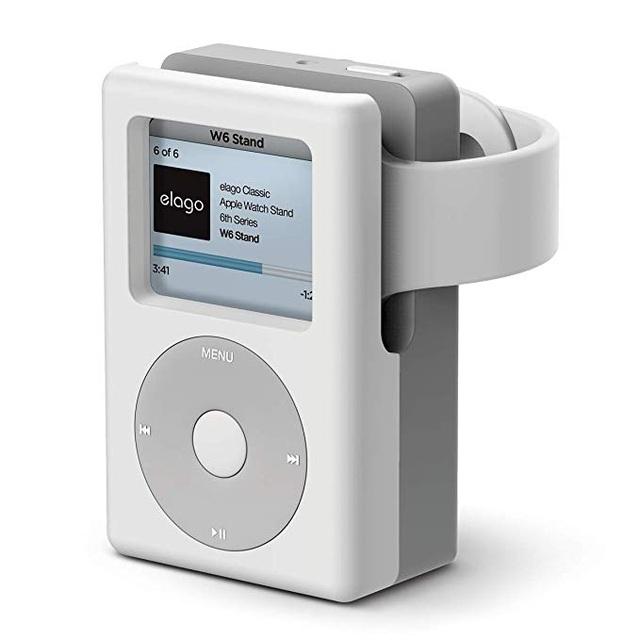 Độc đáo ý tưởng biến đồng hồ Apple Watch thành ... iPod - 2
