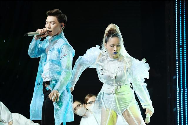 Hoàng Đức Thịnh đăng quang Quán quân Giọng hát Việt 2019 - 11