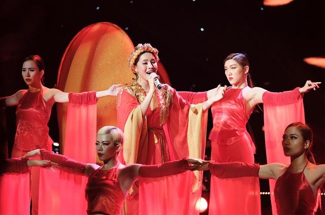 Hoàng Đức Thịnh đăng quang Quán quân Giọng hát Việt 2019 - 9