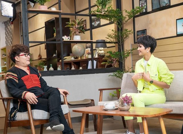 HHen Niê tiết lộ bạn trai hiện tại là mối tình đầu - 6