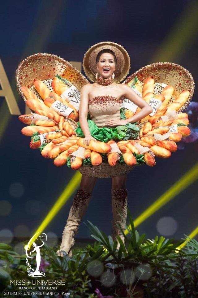 H'Hen Niê tiết lộ sợ hãi khi làm Hoa hậu - 3