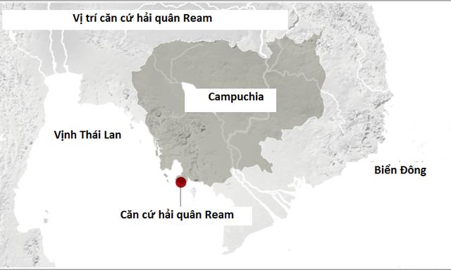 Thủ tướng Hun Sen bác tin cho Trung Quốc dùng căn cứ hải quân Campuchia - 2