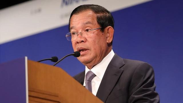Thủ tướng Hun Sen bác tin cho Trung Quốc dùng căn cứ hải quân Campuchia - 1