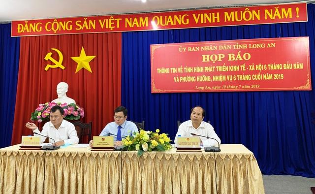 Vụ bồi thường 16.000m2 giá siêu rẻ: Cầu cứu chủ tịch UBND tỉnh Long An - 1