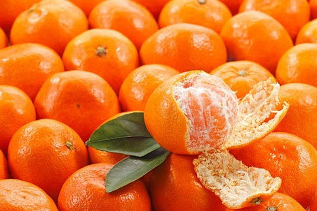 Pick peeled tangerines, bury the ground 6 years after digging and sell 6 million VND / kg - 1