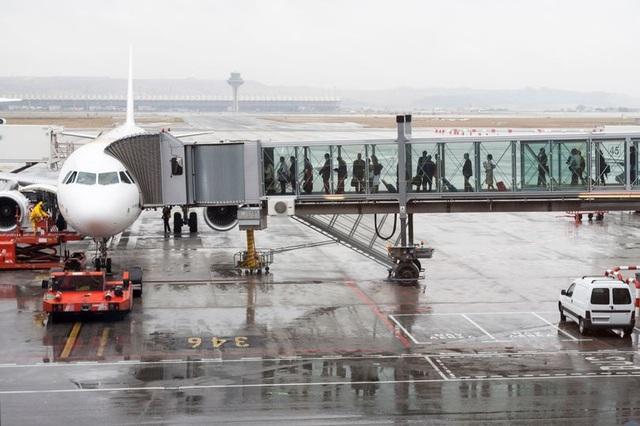 Kinh hoàng tìm thấy xác ướp bào thai trong toilet máy bay - 1