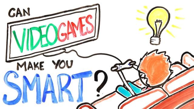 lợi ích của chơi game