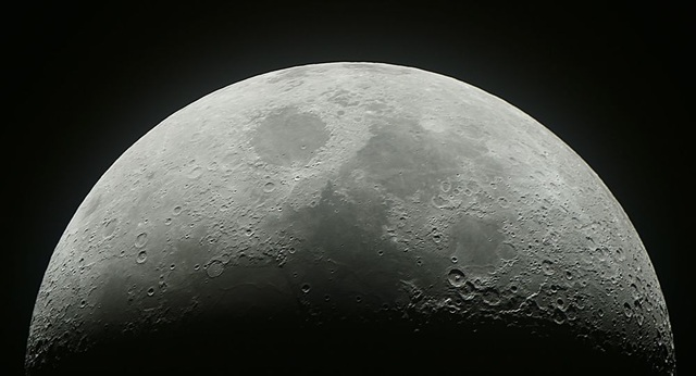 Người Nga nghĩ cách biến đất Mặt trăng thành... bê tông - 1