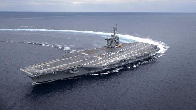Nghị sĩ Nga cáo buộc Mỹ làm nóng vấn đề Iran để tăng hiện diện quân sự  - 1