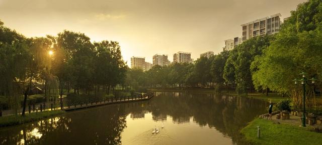Cộng đồng văn minh: Tinh hoa của khu đô thị xanh - 2