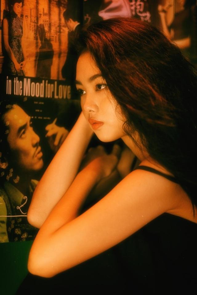 Nữ sinh ĐH Văn Hiến có gương mặt và thần thái như diễn viên điện ảnh - 3