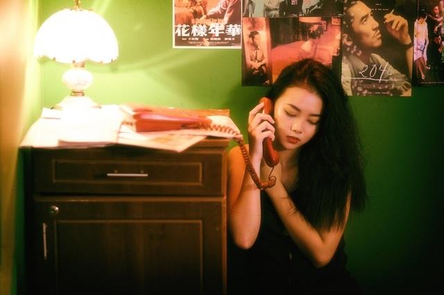 Nữ sinh ĐH Văn Hiến có gương mặt và thần thái như diễn viên điện ảnh - 8