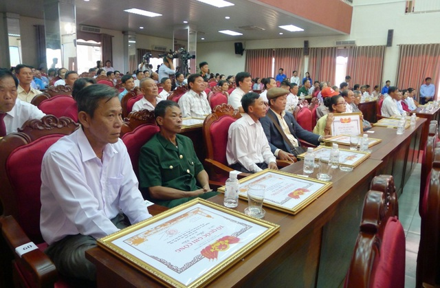 Bộ trưởng Đào Ngọc Dung: Không yên lòng khi nhiều liệt sĩ chưa tìm được hài cốt... - 4