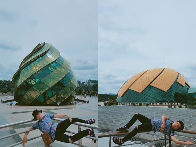 """Bộ ảnh """"ngủ gật"""" của 9x Bình Thuận gây """"bão mạng"""" vì tư thế tạo dáng khó đỡ - 5"""