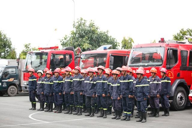 Trường ĐH Phòng cháy chữa cháy: Ngưỡng điểm xét tuyển hệ công an là 17,75, hệ dân sự là 14 - 1