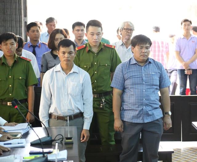 Tuyên án 2 nguyên cán bộ quản lý thị trường giải cứu phân bón rởm tại Sóc Trăng - 1