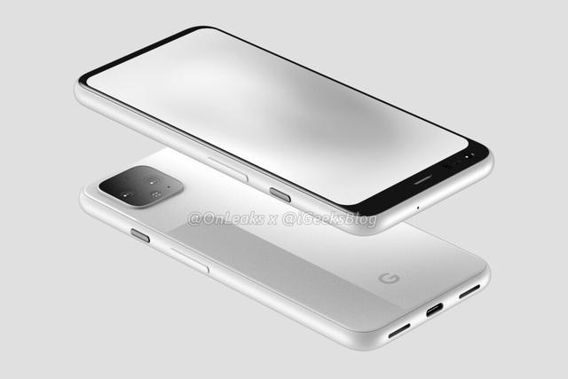 Google Pixel 4 lộ thiết kế hoàn chỉnh cùng tính năng mới độc đáo - 1