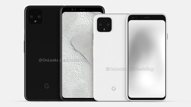 Google Pixel 4 lộ thiết kế hoàn chỉnh cùng tính năng mới độc đáo - 2