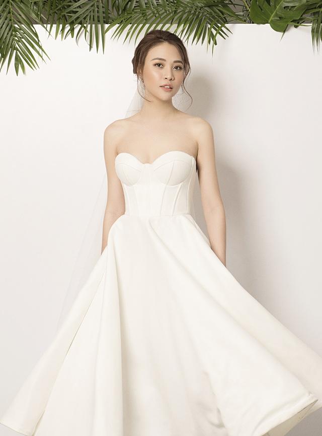 Ảnh cưới tinh tế của Quốc Cường và Đàm Thu Trang - 4