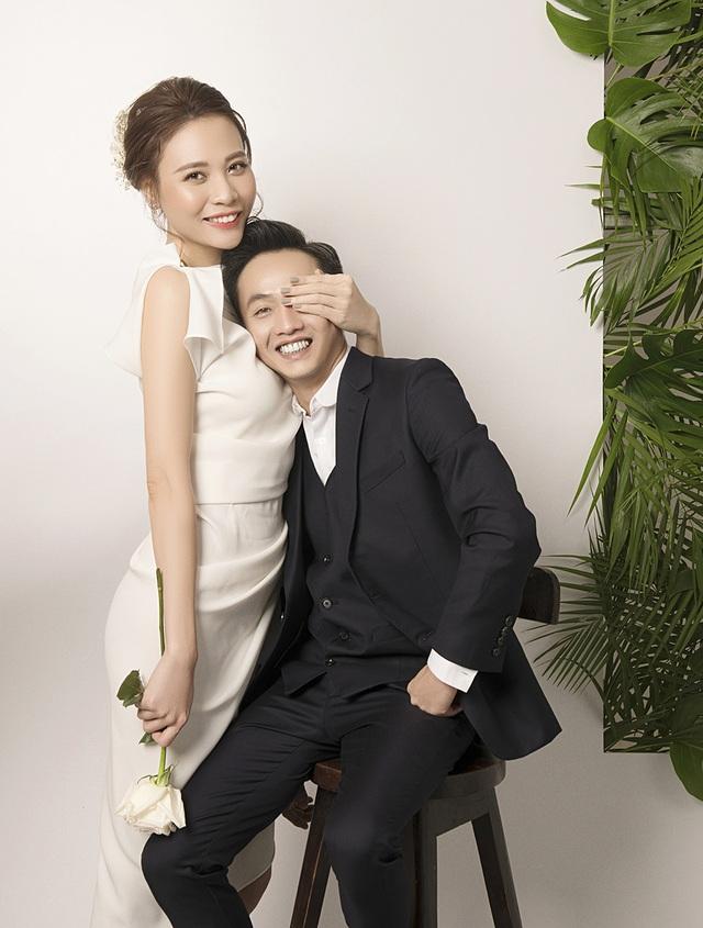 Ảnh cưới tinh tế của Quốc Cường và Đàm Thu Trang - 3